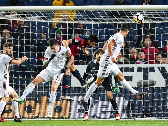 Genoa-Milan 0-1, pagelle rossonere: Silva decisivo, Cutrone prezioso, Romagnoli di pregio