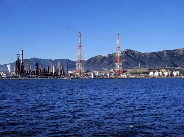 Saras in forte rialzo dopo dati 2017 e piano industriale al 2021