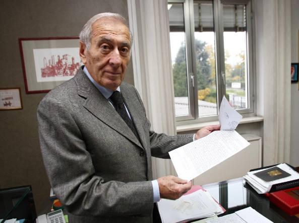 Addio a Giuseppe Soffiantini, l'imprenditore bresciano rapito nel 1997