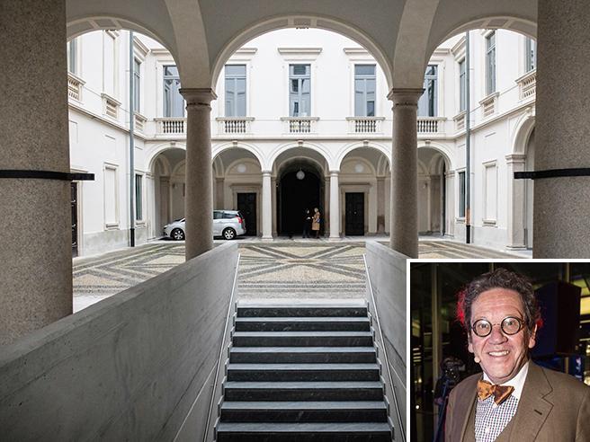 Milano, l'affondo di Daverio sui restauri di Brera: «Palazzo Citterio, troppi errori» Le foto