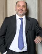 L'ex direttore generale della Cassa centrale di San Marino, Lorenzo Savorelli (Imagoeconomica)