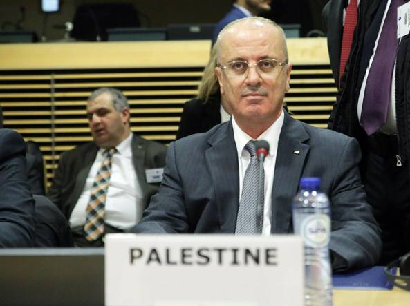 Esplosione a Gaza, premier palestinese interrompe la sua visita