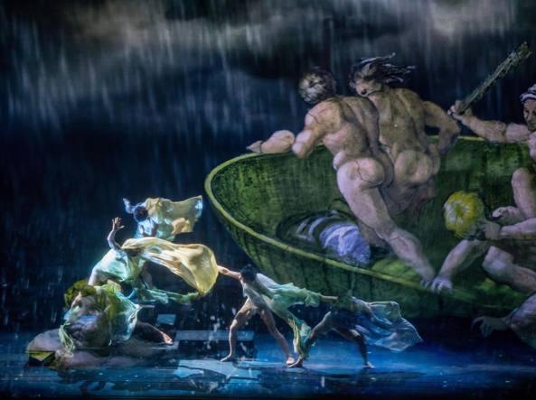 Giudizio Universale, il grande spettacolo multimediale della Cappella Sistina