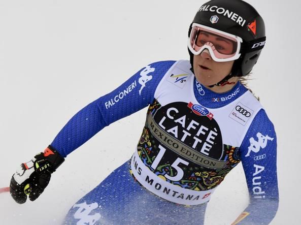 Sci alpino - Impresa di Sofia Goggia alle Finali di Are