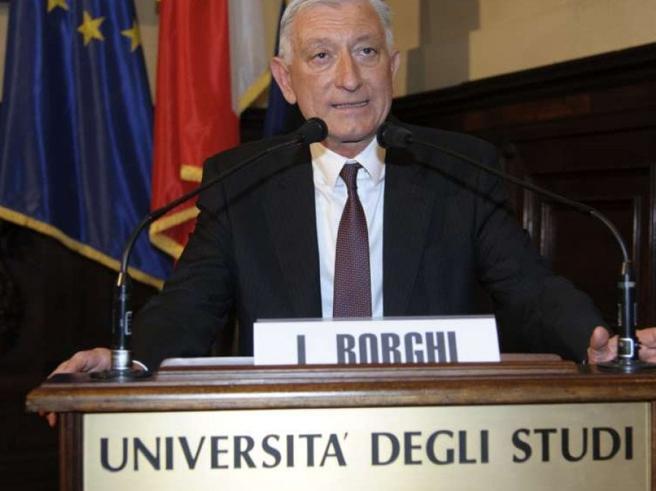 Suicida Loris Borghi    l'ex rettore dell'ateneo di Parma era indagato