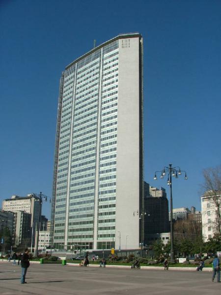 Pianta Ospedale Villa Marina