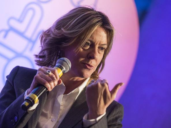Health Minister Beatrice Lorenzin (Imagoeconomica)