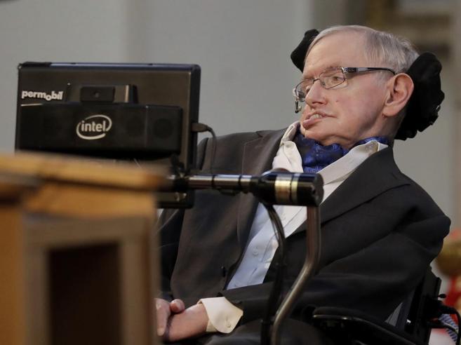 È morto Stephen Hawking, a 76 anni|La vita in 15 scatti