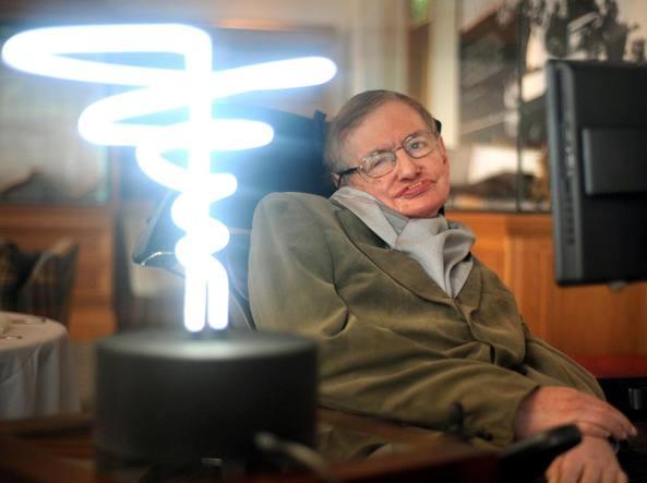 Stephen Hawking (Ap/Devlin)