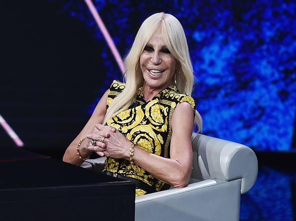 Moda, Donatella Versace: