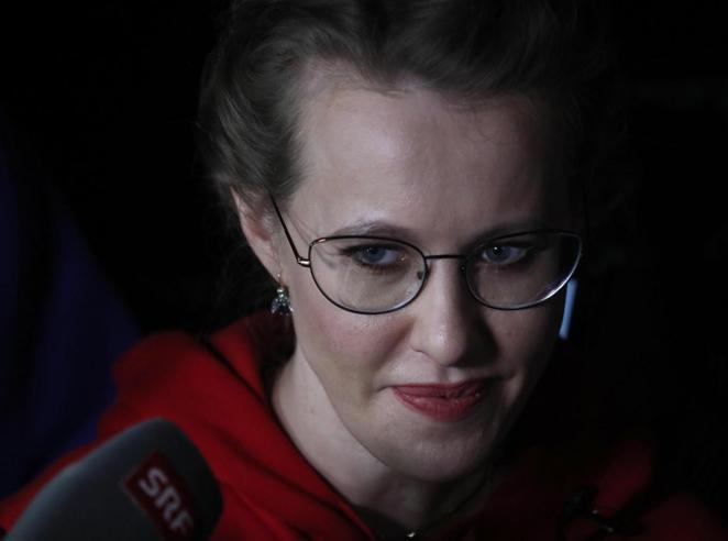 Kseniya la star contro Putin«La sua Russia  è pericolosa»