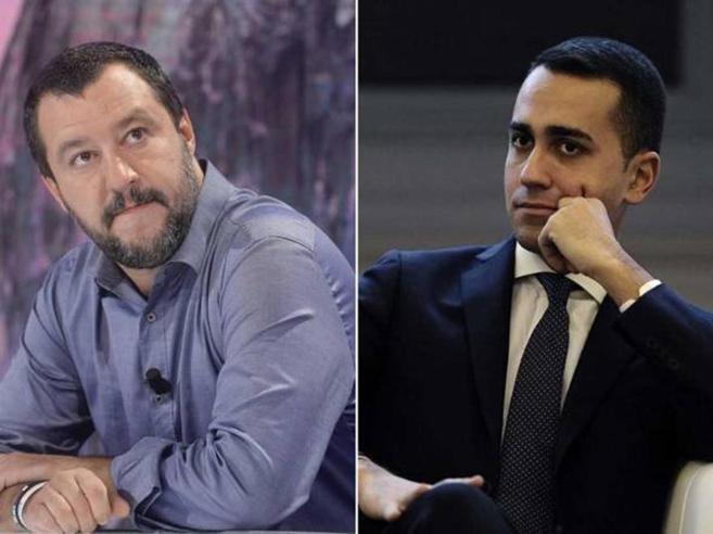 Il sondaggio: un governo M5S-Lega? Sì dal 37% Di Maio vince come premier