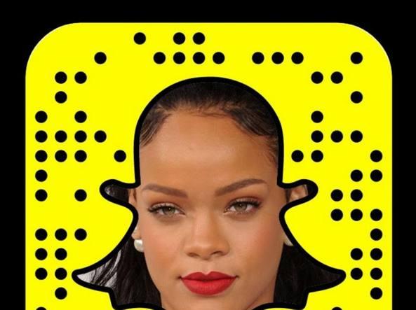 Rihanna accusa Snapchat: