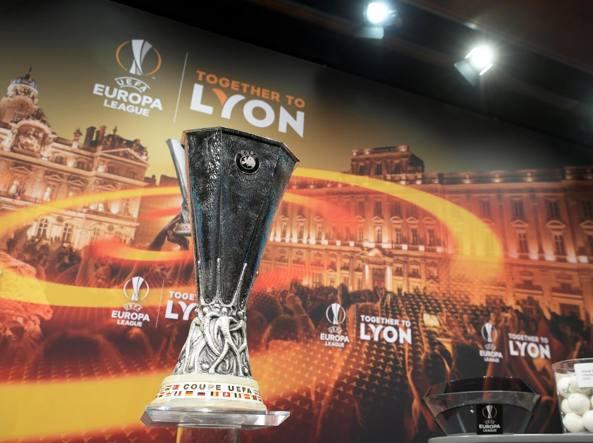 Europa League, sorteggio quarti: Lazio-Red Bull Salisburgo