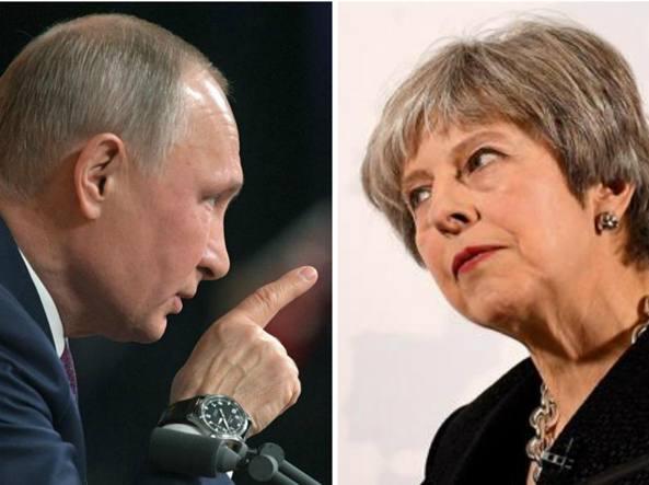 Ex spia avvelenata, Mosca risponde a Londra: espulsi 23 diplomatici britannici