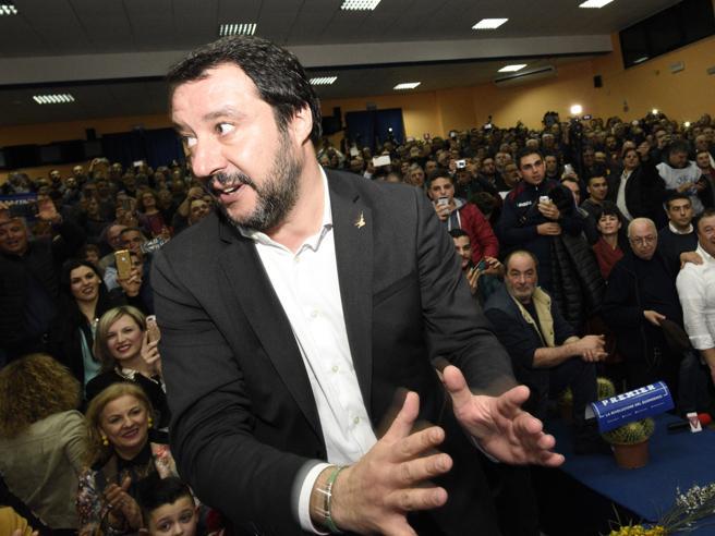 Ecco chi ha votato Salvini