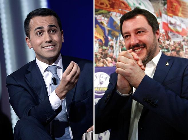 Dialogo M5S-Lega, il muro di Di Maio su Romani. Berlusconi: intesa col Pd o Salvini ci taglia fuori