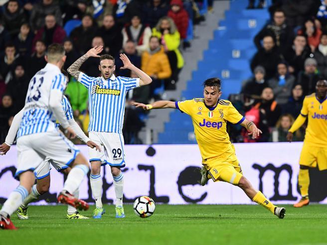 La Spal ferma la Juve: 0 0Per i bianconeri un paridopo 12
