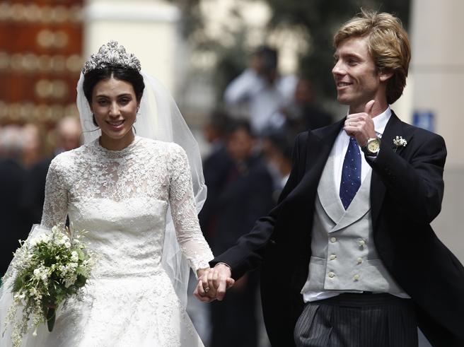Nozze in Perù per il principe Christian di Hannover