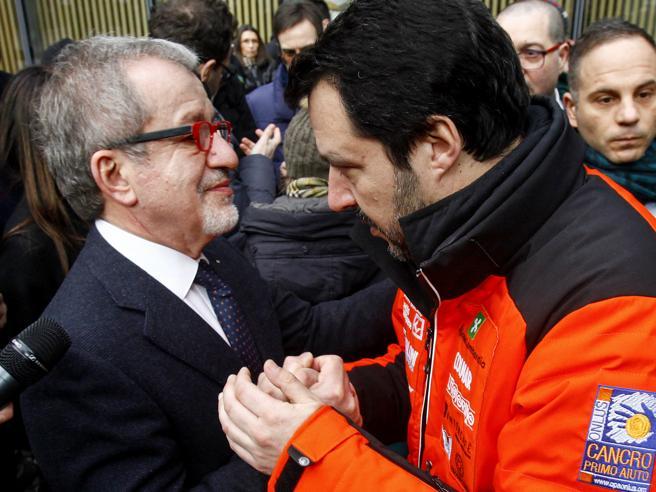 Maroni: «Salvini può aspettare, non distrugga il centrodestr