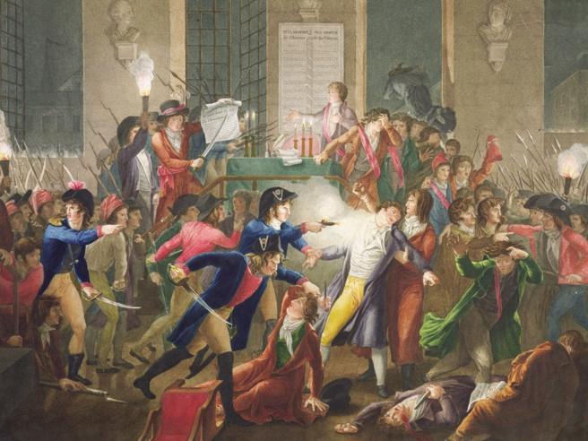 La banalità di RobespierreUn rivoluzionariosopravvalutato