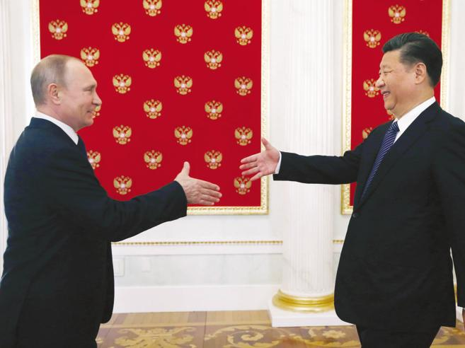 Putin e Xi,  padroni del mondo Chi sono i «gemelli»  del potere