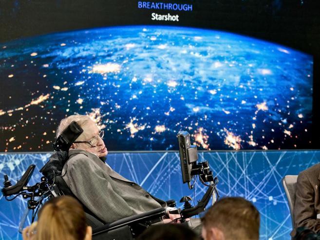 «C'è traccia di altri universi»L'ultima ricerca di Hawking