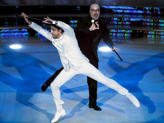 Giovanni Ciacci e Ballando: «Ho un po' paura... La gente non è ancora pronta per un ballo tra uomini»