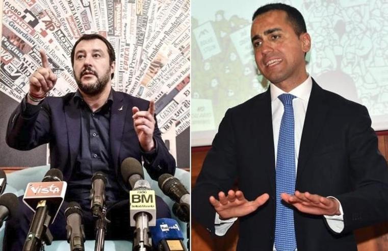 Vincono Di Maio e Salvini: i social lo avevano capito prima delle elezioni