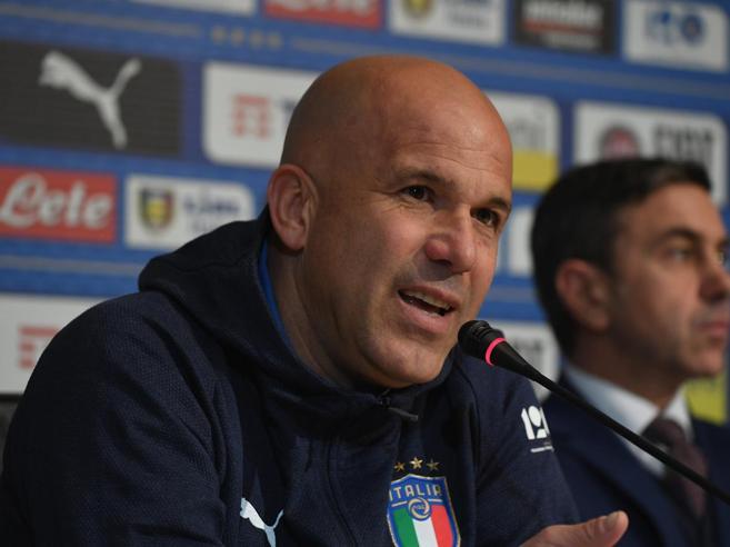 Di Biagio: «Mi gioco il futuro, ora va colmato il gap con le altre. Balo? Le prestazioni contano come i numeri»
