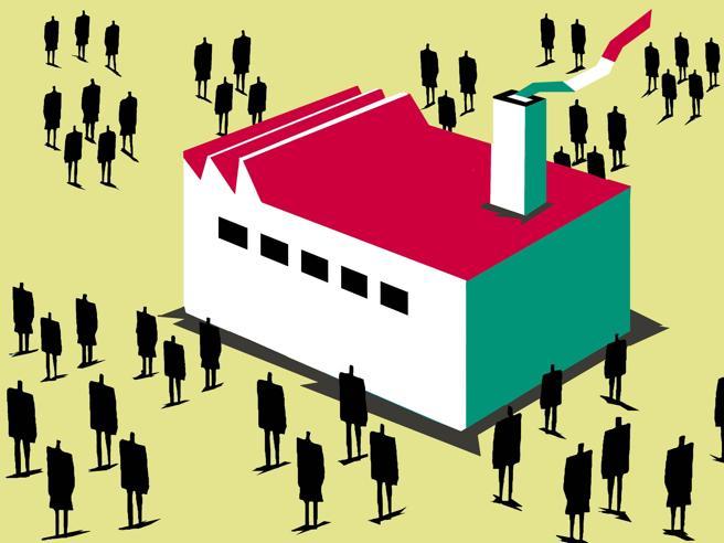 Serve creare lavoro non elargire sussidi
