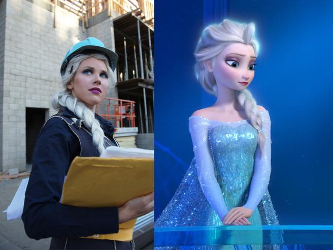 Le eroine Disney e i lavori che farebbero nel mondo moderno
