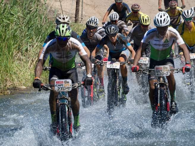 700 chilometri in 8 giorni, in Sudafrica l'«epica» gara in Mtb