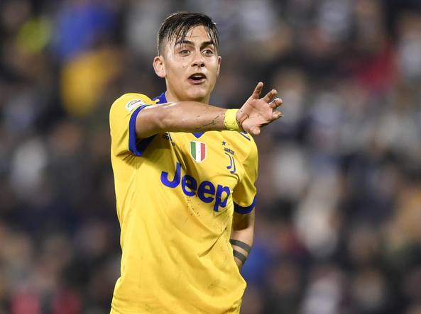 Pogba 'in love' with Dybala: