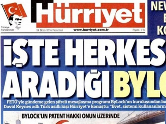 Turchia,  giornale di opposizione venduto a  società vicina a Erdogan