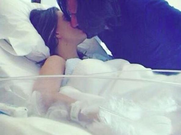 Claudia Galanti ricorda la figlia Indila, scomparsa a nove mesi nel 2014