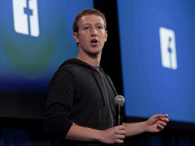 Zuckerberg: «Io  responsabile»Perché il caso tocca noi tutt