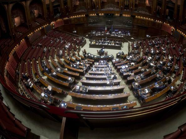 Presidenti di camera e senato tutti i precedenti le for Camera deputati web