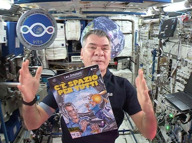 Rat-Man e Nespoli in orbita: spiegare la conquista dello spazio con ironia