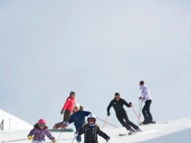 Vacanze sulla neve, è boom nei primi tre mesi del 2018: +11%
