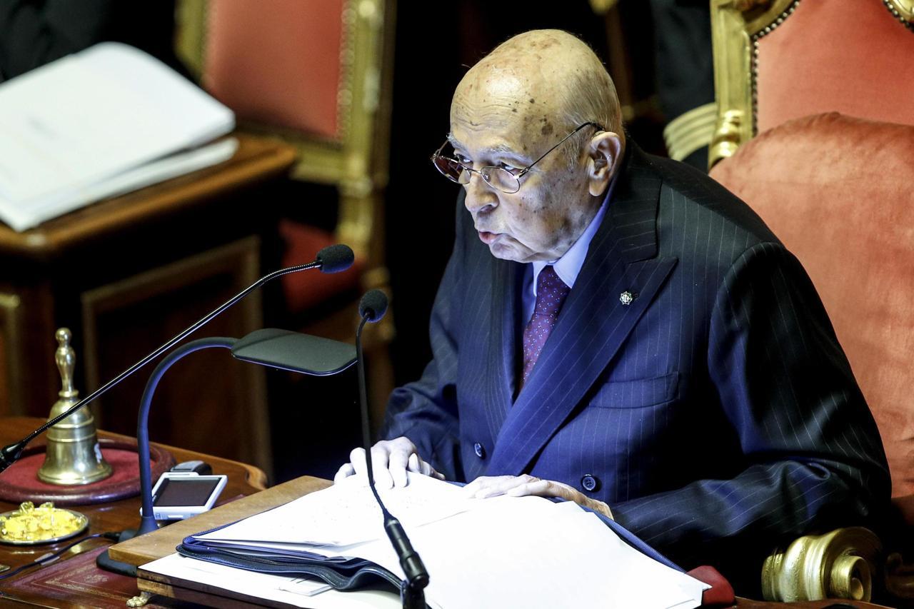 Elezioni del presidente di camera e senato il giorno del for Presidente dei deputati
