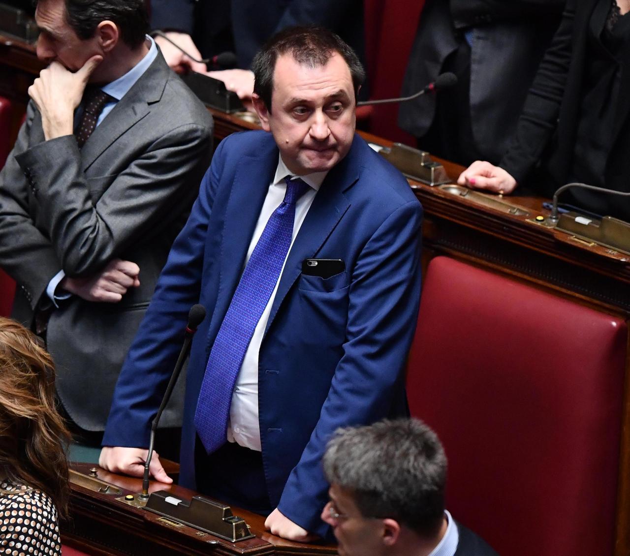 Elezioni del presidente di camera e senato il giorno del for Elenco parlamentari pd