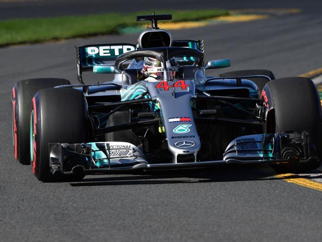 Gp d'Australia, prove libere: niente da fare comanda sempre Hamilton