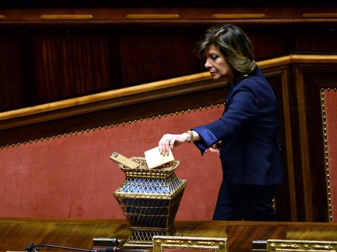 Casellati, la fedelissima di Berlusconi: «Mi disse: sarai mi
