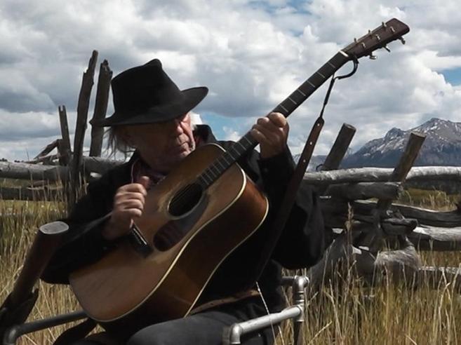 Il western di Neil Young