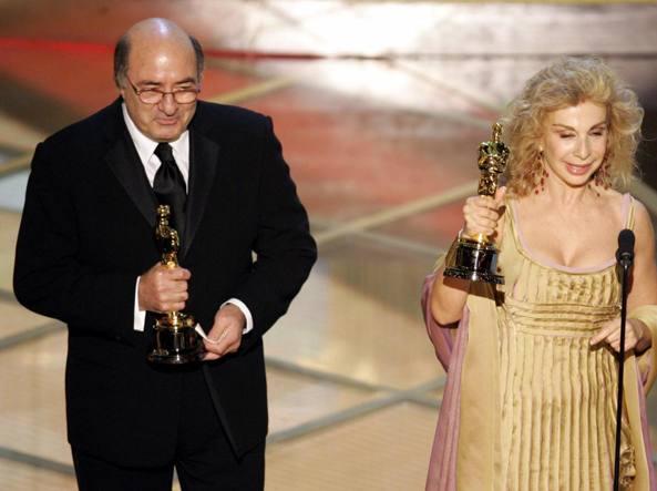 Conservo i miei tre oscar su una mensola dell ikea for Oscar vinti da italiani