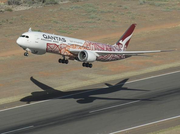 Da Perth a Londra: volo di 17 ore senza scalo