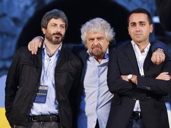 Dialogo tra Di Maio e Salvini, ecco cosa ne pensa Beppe Grillo