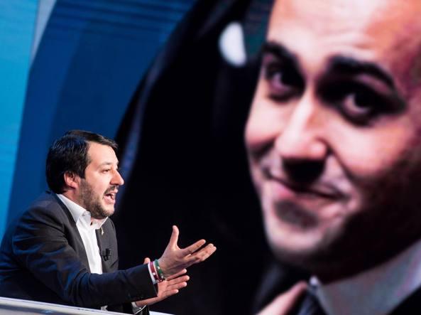Governo, sale la tensione tra Di Maio e Salvini