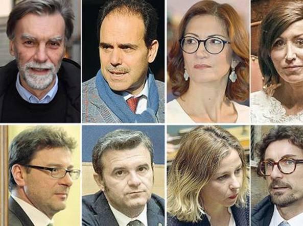 Capigruppo camera e senato pd forza italia e m5s tutti i for Deputati del pd